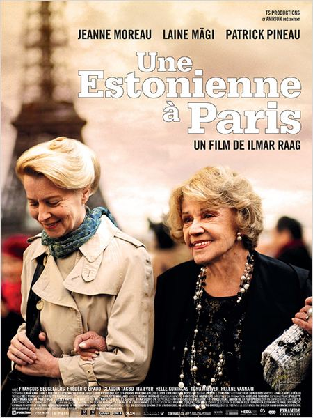 UNE ESTONIENNE A PARIS - Ilmar Raag