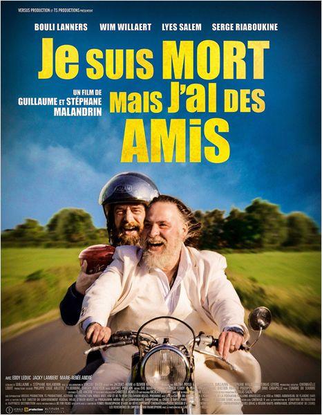 JE SUIS MORT MAIS J'AI DES AMIS - Guillaume et Stéphane Malandrin