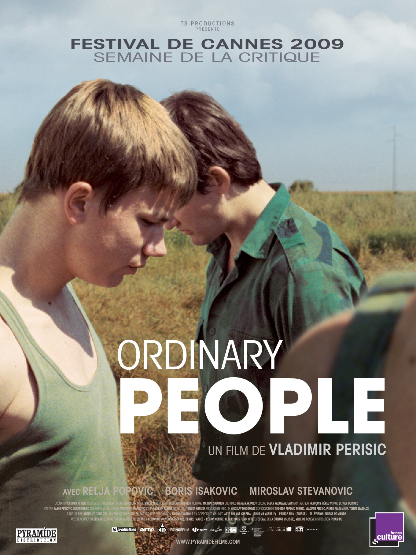ORDINARY PEOPLE - Vladimir Perisic