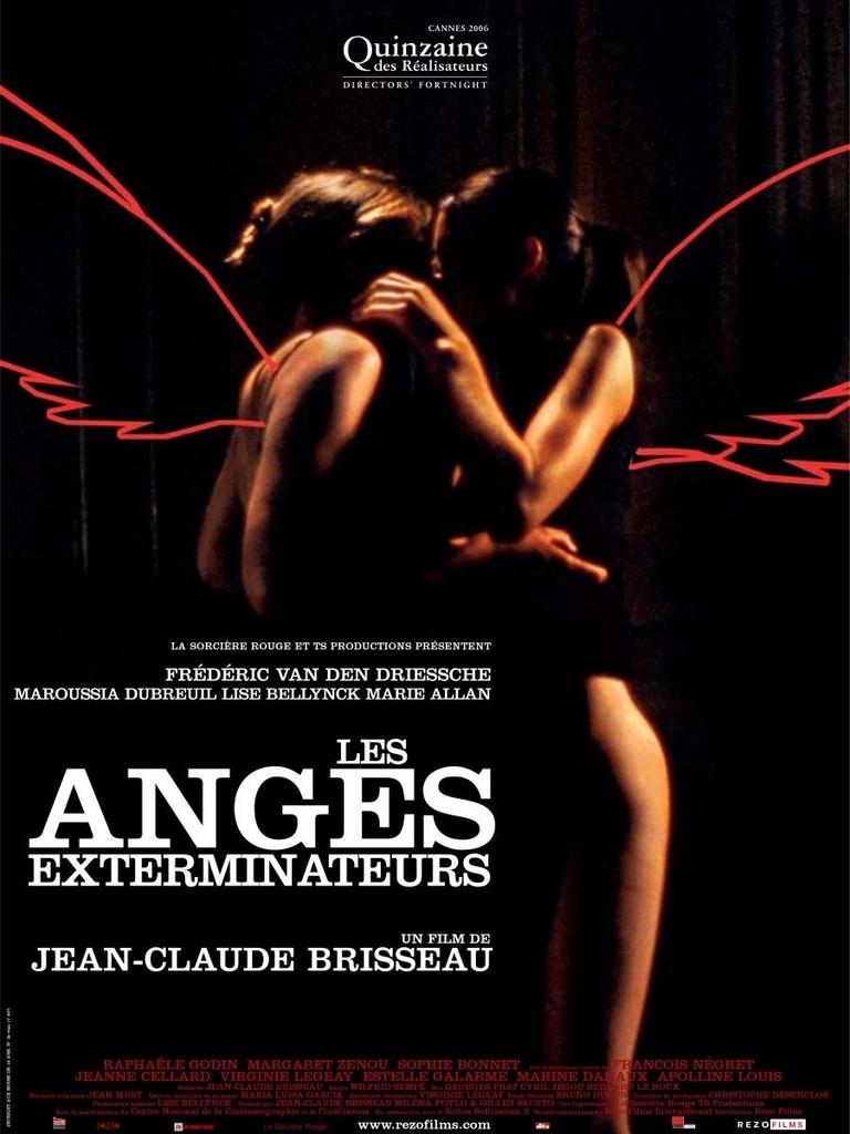 LES ANGES EXTERMINATEURS - Jean-Claude Brisseau