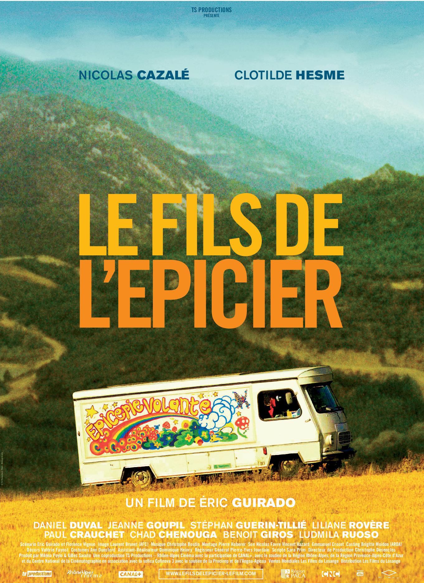 LE FILS DE L'EPICIER - Éric Guirado