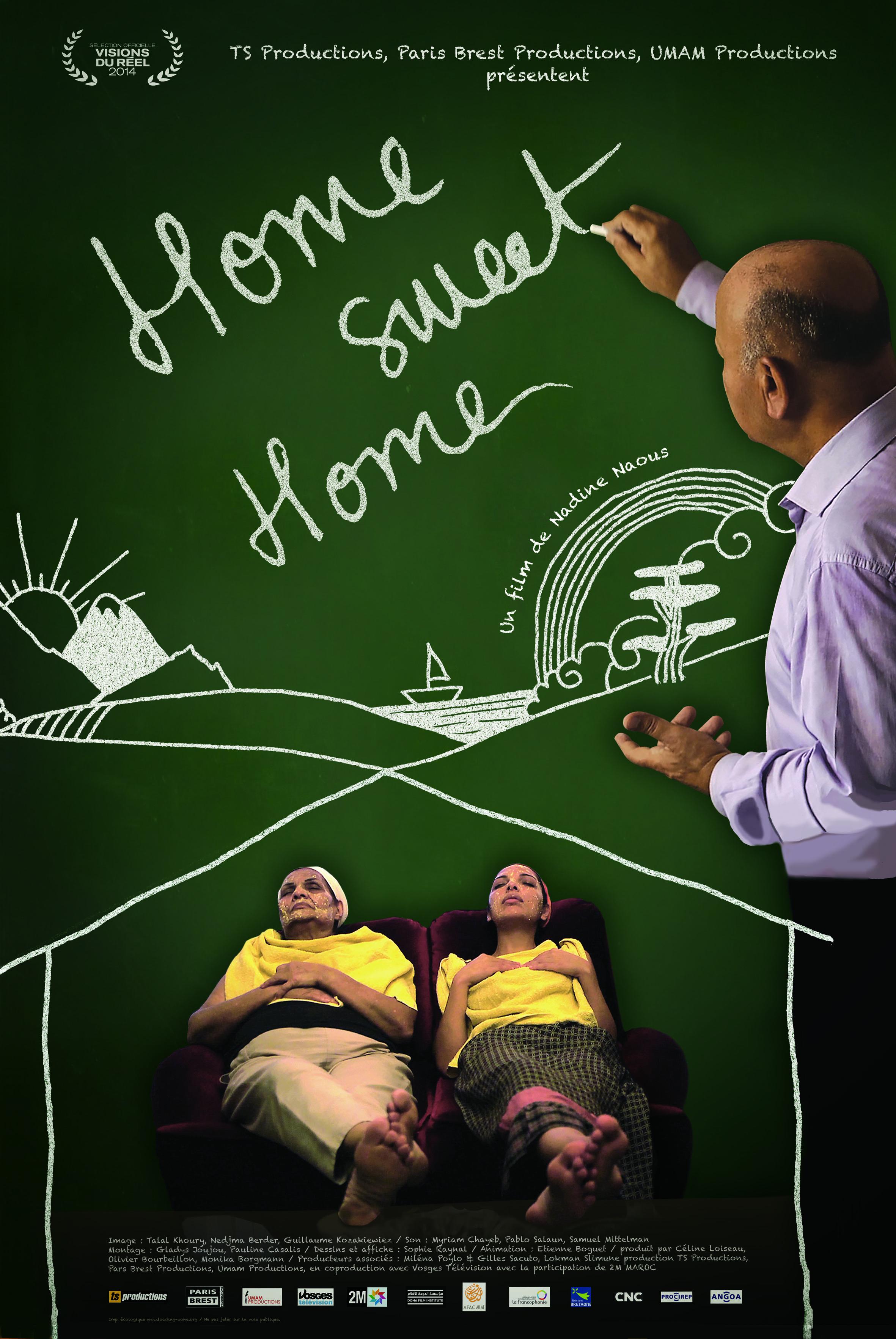 HOME SWEET HOME - Nadine Naous