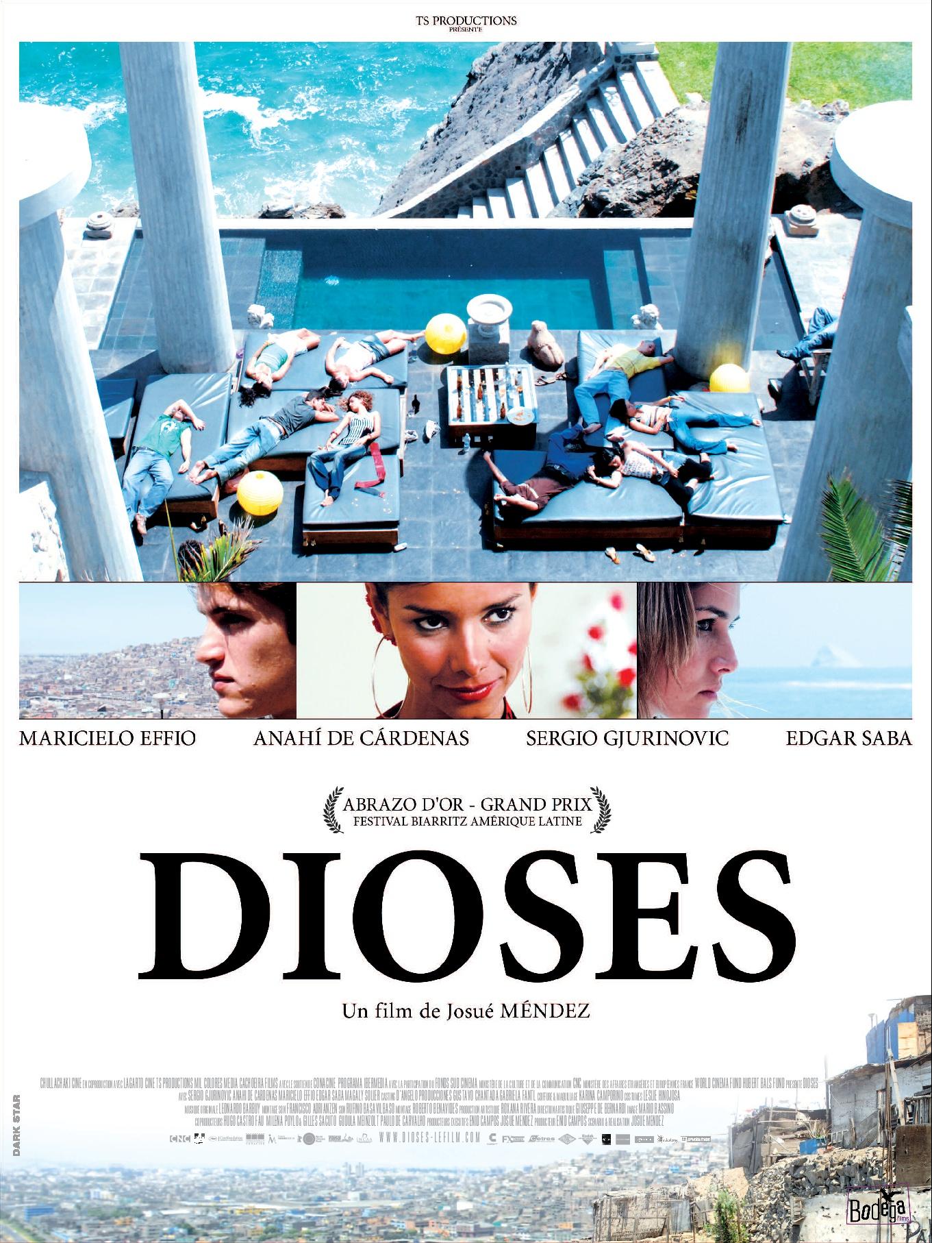 DIOSES - Josué Méndez