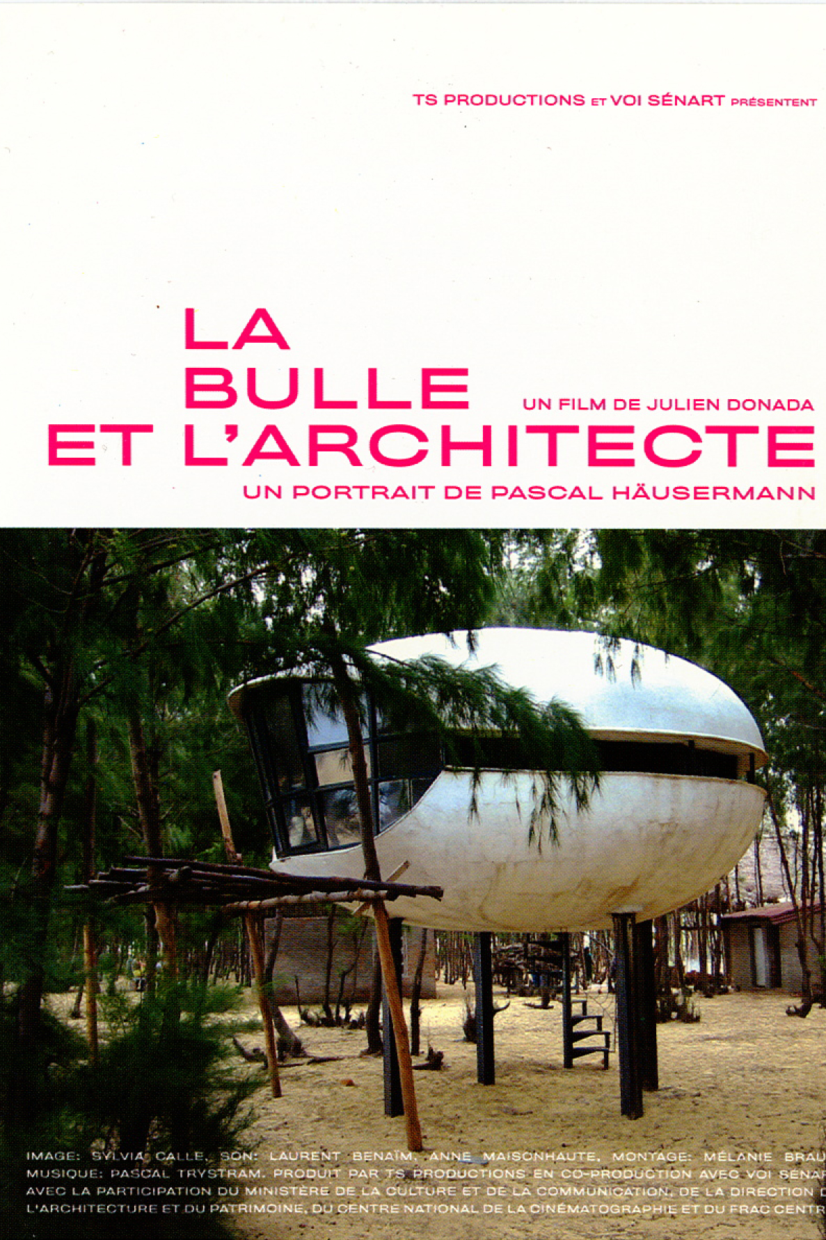 LA BULLE ET L'ARCHITECTE