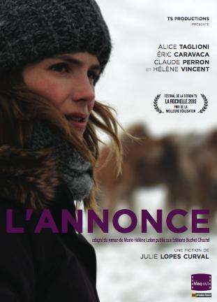 L'ANNONCE - Julie Lopes Curval