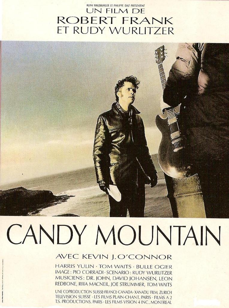 CANDY MOUTAIN - Robert Franck