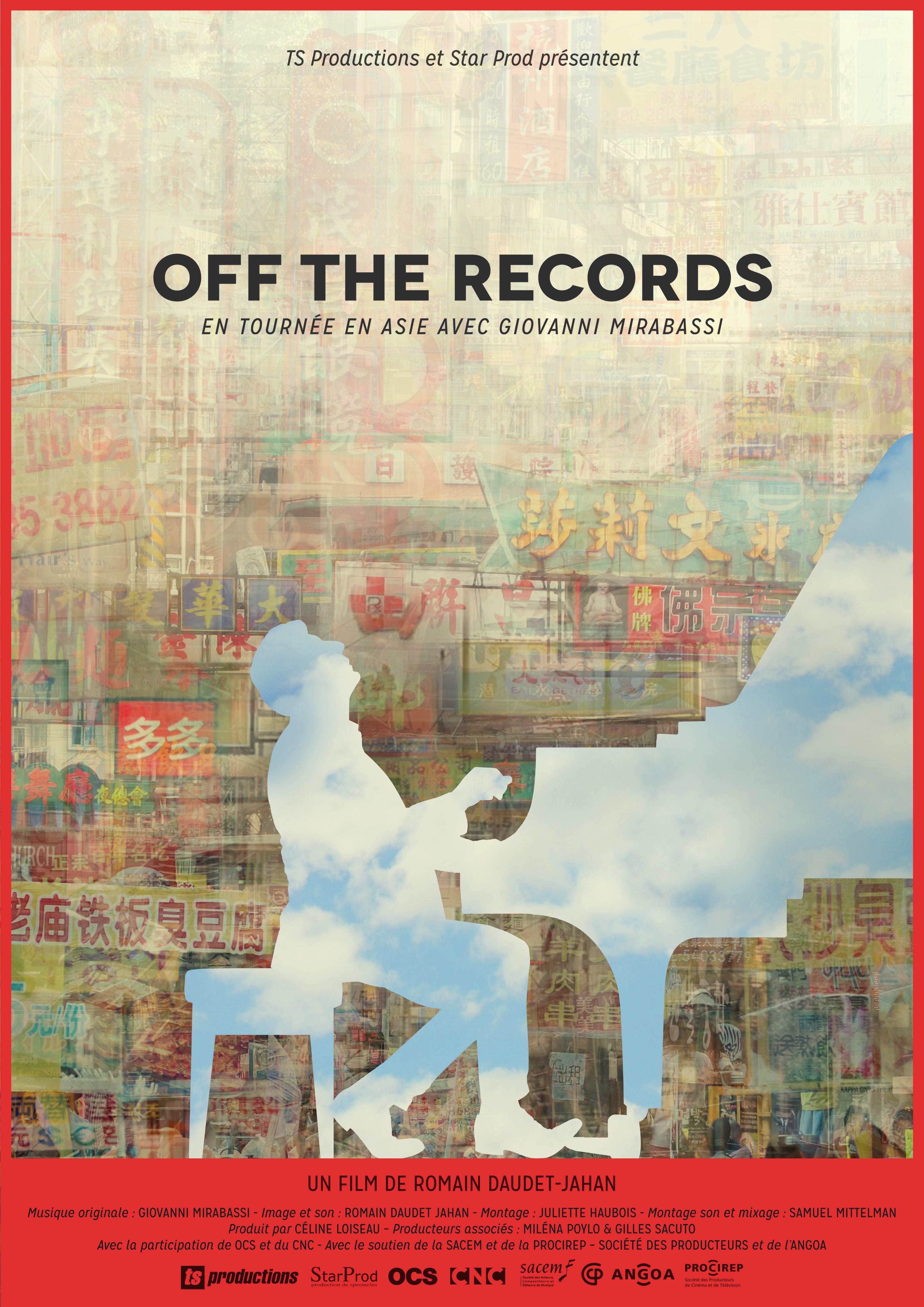 Off the Records, en tournée avec Giovanni Mirabassi - Romain Daudet Jahan
