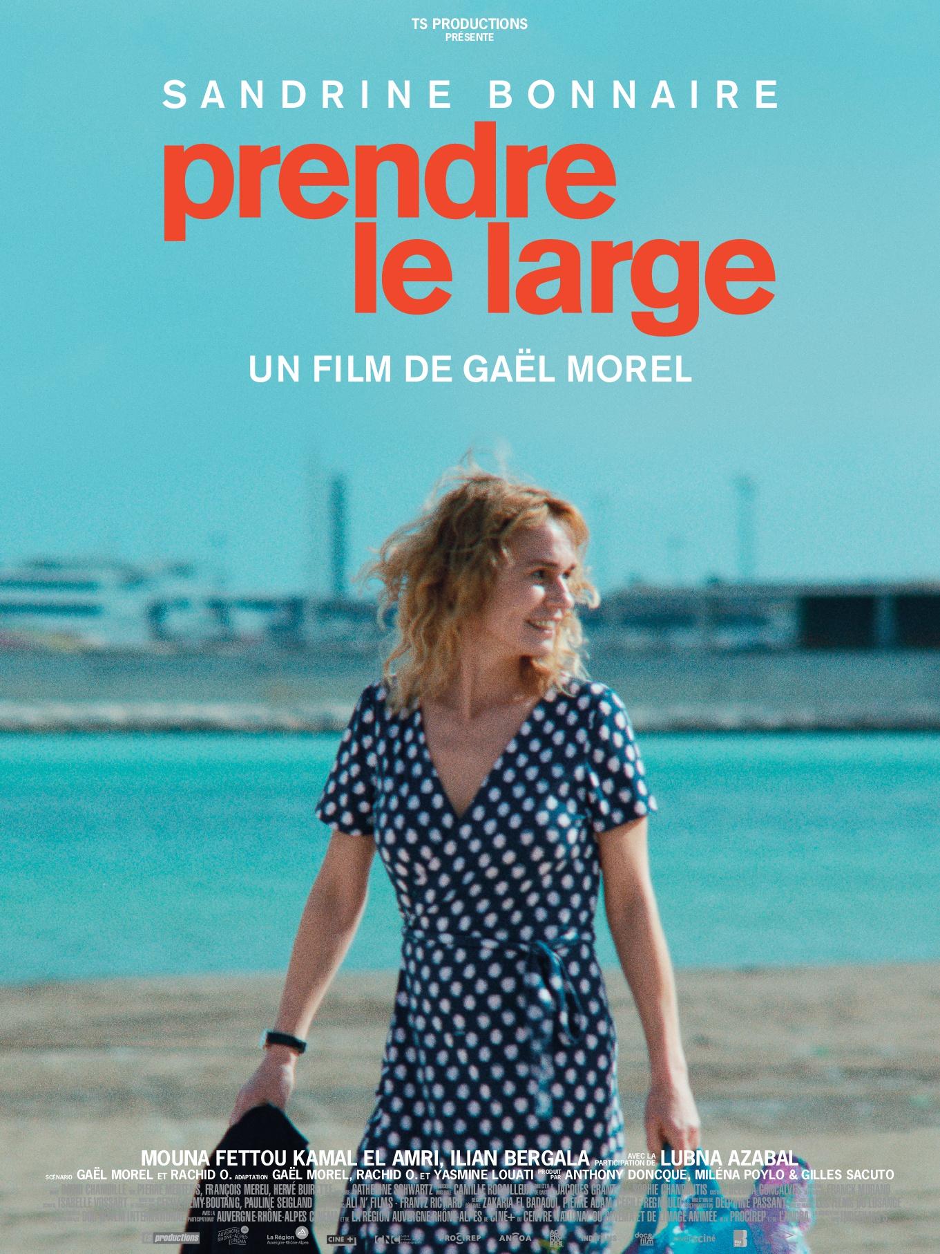 Prendre le large - Gaël Morel