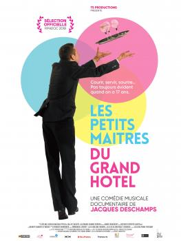 LES PETITS MAITRES DU GRAND HOTEL - Jacques Deschamps