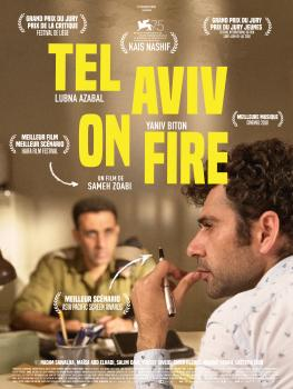 Tel Aviv on Fire - Sameh Zoabi