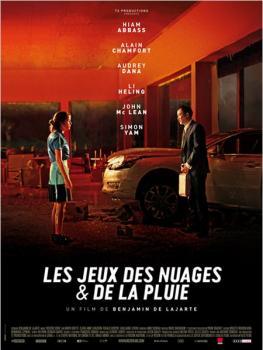 LES JEUX DES NUAGES ET DE LA PLUIE - Benjamin De Lajarte