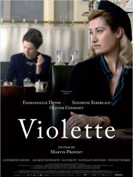 VIOLETTE - Martin Provost