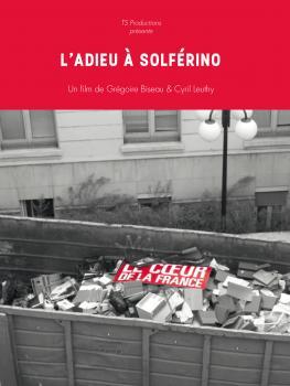L'Adieu à Solférino - Cyril Leuthy et Grégoire Biseau