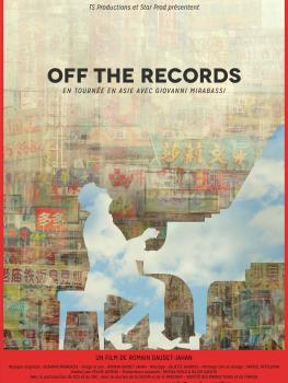 Off the Records, en tournée avec Giovanni Mirabassi - Romain Daudet Jahan